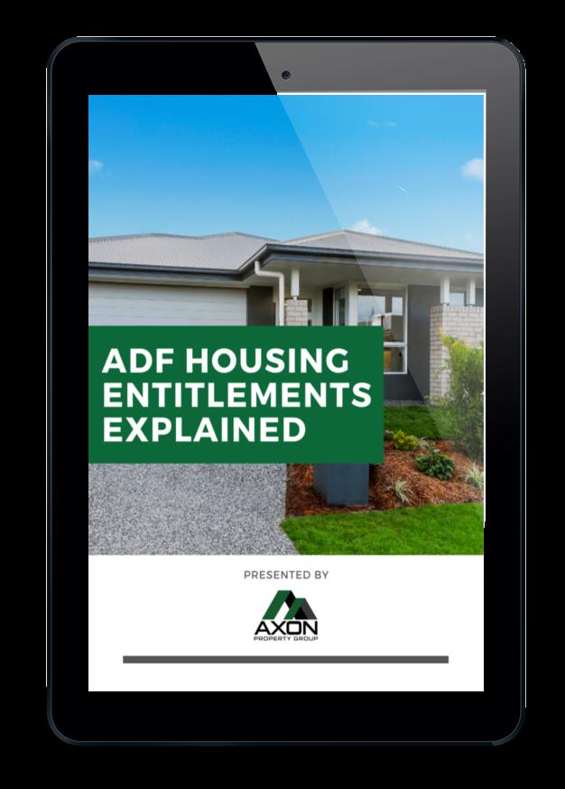 ADF Housing Entitlements ebook